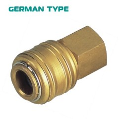 Germany Type Brass Female Quick Coupling