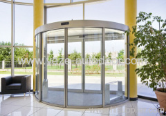automatic curved sliding doors in china