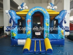 Seaworld commerical inflatable bouncer for sale