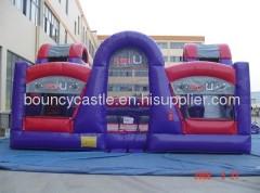 kids combo inflatable backyard