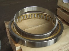 NUP 205 ECP Cylindrical roller bearings single row high and super-precision