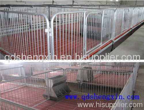 Farm equipment Pig Fattening Crate