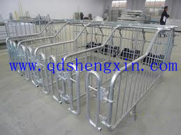 Pig Farm Sow Monomer Fence