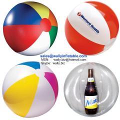 beach ball / beach ball inflatable / inflatable beach ball
