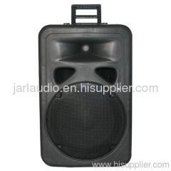 15inch Plastic Speaker Box YN15