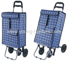 600D POLYESTER big capacity trolley cart