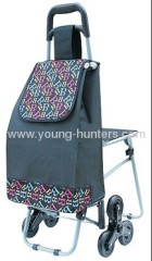 2012 fashional folding shopping trolley