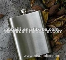 7oz hip flask Hip Flask stainless steel
