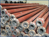 UHMWPE pipe for mine tailings and slurry transportation