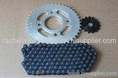 motorcycle chain sprocket kits