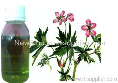 Fragrance Light Green Color Geranium Essential Oil