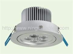 5w dimmable led DOWNING