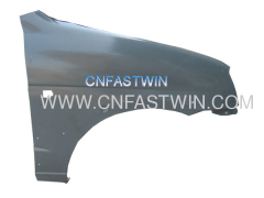 Auto Steel Fender for Zotye Nomad