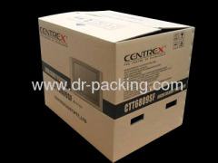 Various Styles Eco friendly Printed Paper Packaging Boxes