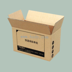 Customized Corrugated Cartons