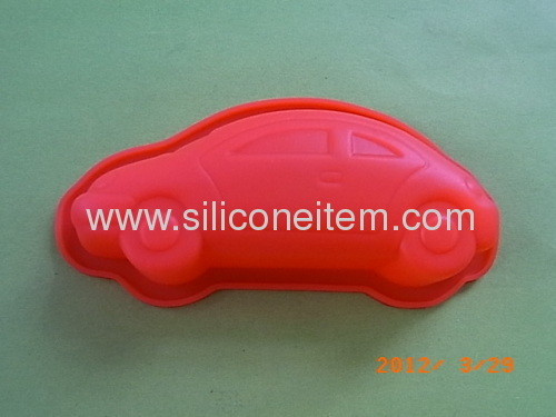 Taxi Silicone Cake Moulds