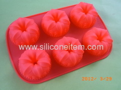 Flower Silicone Cake Mould
