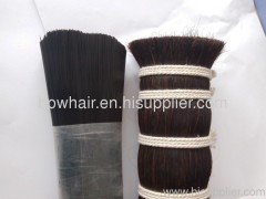 horse tail hair horse mane PP polypropylene brush bow hair