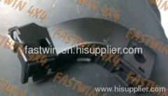 Bumper bracket for land rover
