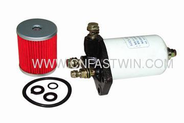 Truck Oil Filter for China car