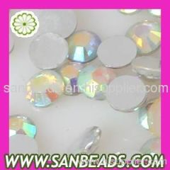 Fashion design Resin Crystal Beads earphone jack accessories