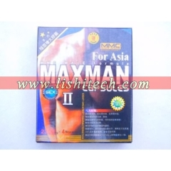 maxman ii for asia