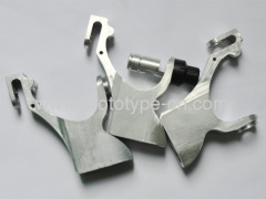 metal processing parts small batch manufacturing