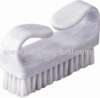 White Practical Scrubing Brush