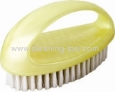 Yellow Soft Scrubbing Brush