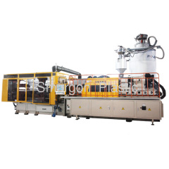 PET preform injection molding machine, for heavy weight PET prefor, 67-90g, preform take-out robot, high-speed