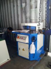 steel angle cutting machine