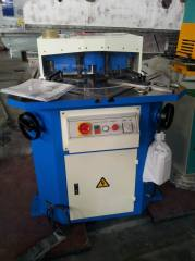 steel angle cutter machine