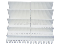 plastic conveyor flight