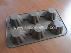 CROWN American Jumbo Silicone Muffin Mould
