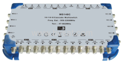 14in 8out cascade satellite multiswitch