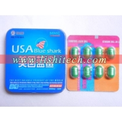 usa blue shark male enhancement