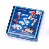 7 IN 1 GAME SET IN COLOR BOX