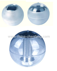 ball type solar floating lights