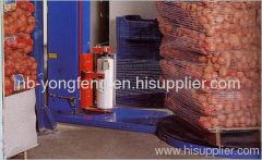 PALLET WRAP NETS AUTOMATIC PACKING