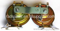 japan chrome snail horn car speaker toyota honda parts