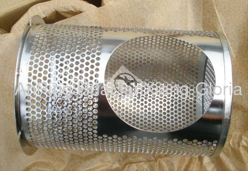 Galvanized Perforated Pipe Hlx 81 Manufacturer From China