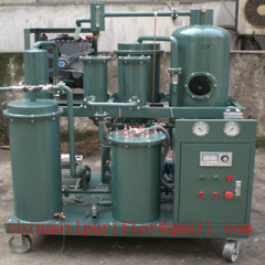 Lubricating/Lube Oil Purifier/ Oil Treatment/Oil Filter/Oil Renewable