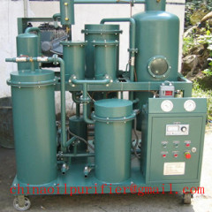 Vacuum Dehydration System for Waste Lube Oil/Vacuum Oil Water Separator