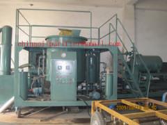 Lubrication Oil Regeneration System/Waste Oil Management/Energy Saving