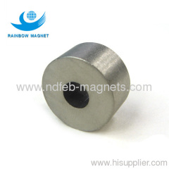 Rare Earth magnet smco5 ring