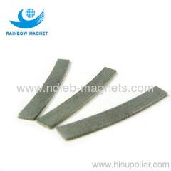 samarium cobalt arc magnet segment magnets