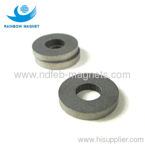 Permanent and powerful ring rare earth SMCO magnets.
