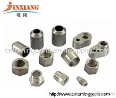 CNC machine parts for milled parts