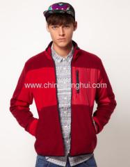 Mens Fashion Fleece Jackets