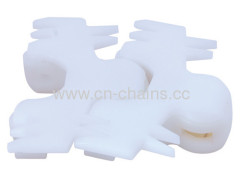 plastic flexible plain chains